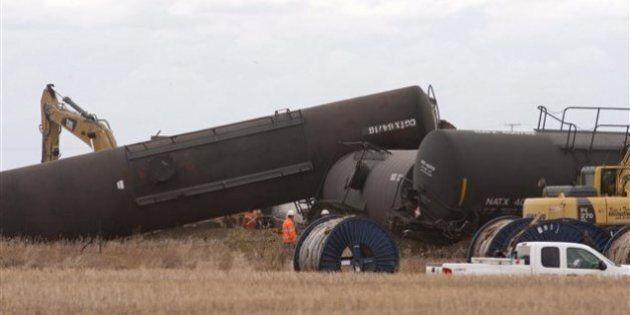 Le CN aurait passé sous silence plus de 1800 déraillements et