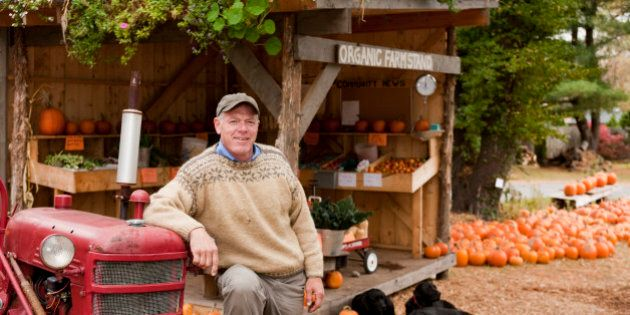 Organic farmstand owner, Dover, MA
