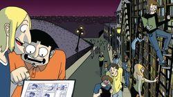 De grands noms s'amènent au Festival de la bande dessinée francophone de