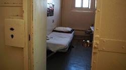 La prison de Bordeaux vue de l'intérieur