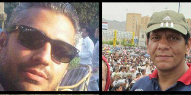 Égypte: les journalistes d'Al-Jazeera détenus pour