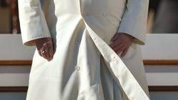 Le pape François élu «Homme le mieux habillé de l'année 2013» par