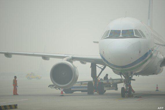 Un record de pollution à Shanghai