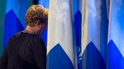 Élections 2014: Pauline Marois et six ministres péquistes subissent de dures