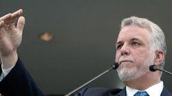 Élections 2014: la position du PLQ et de la CAQ sur la Constitution est identique selon Couillard