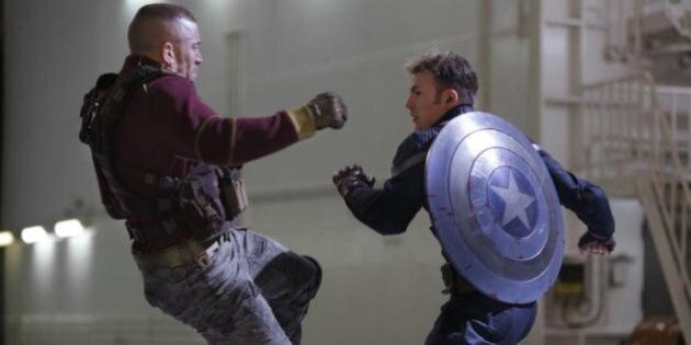 «Capitaine America» prend la tête du box-office