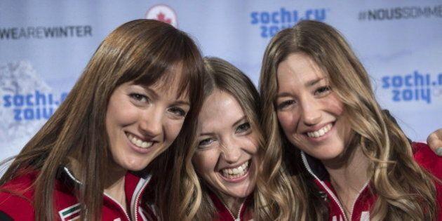 Coupe du monde de ski acrobatique: les soeurs Dufour-Lapointe se plaisent à