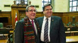 Front commun Montréal-Québec face aux
