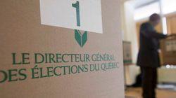Élections: près de 5 millions de Québécois appelés aux