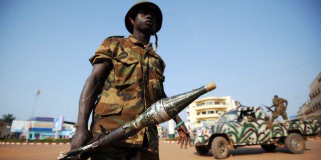 Centrafrique: Feu vert de l'ONU à une intervention
