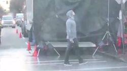 Les vedettes de Cinquante nuances de Grey sont à Vancouver