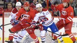 Canadiens de Montréal: une dernière victoire avant les