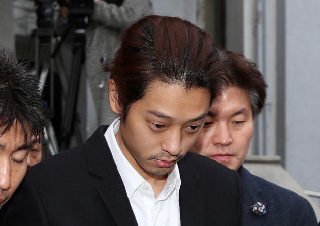 정준영의 불법 촬영·유포 첫 재판이 10일