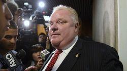 Les problèmes de Rob Ford obstruent les véritables enjeux selon la PM