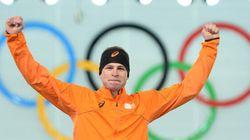 Le Néerlandais Sven Kramer champion olympique du 5000 m en patinage de