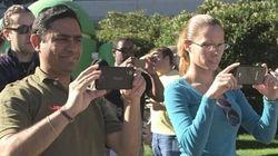 Le Nexus 5 dévoilé par erreur dans la vidéo