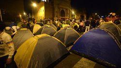 La grogne monte contre l'austérité au Portugal et en