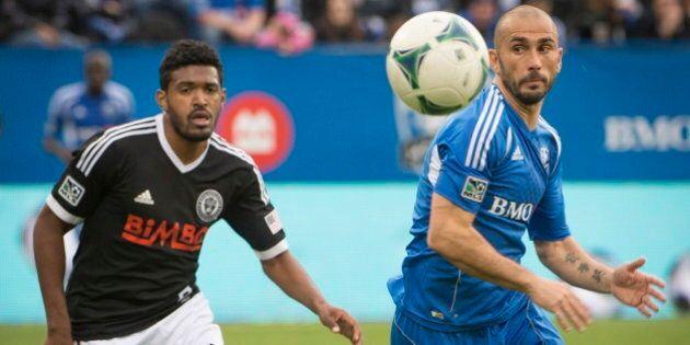 L'Impact de Montréal sort enfin de sa torpeur avec un gain de 2-1 contre