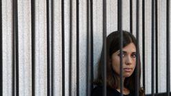 Une des Pussy Riot emprisonnée dit craindre pour sa