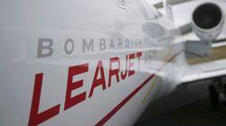 Bombardier: les commandes ont chuté de