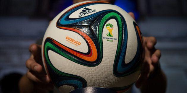 Coupe du Monde 2014: le ballon officiel «Brazuca» a été