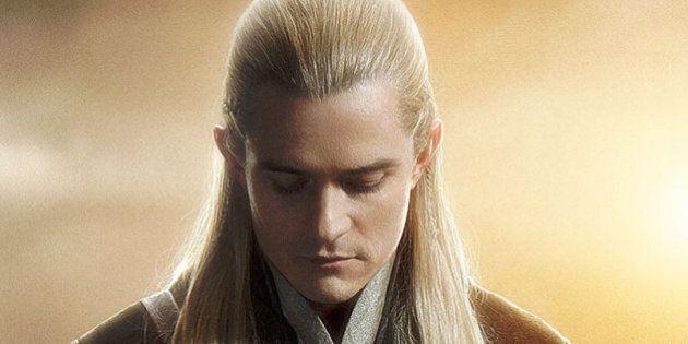 Le Hobbit: Orlando Bloom avoue n'avoir jamais lu le Seigneur des