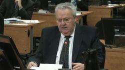 CEIC: Lavallée aurait préféré que le scandale des factures de Dupuis demeure