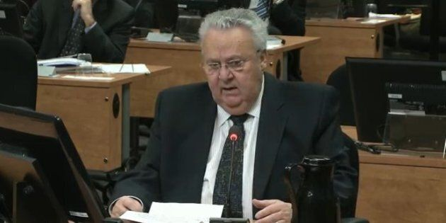 Commission Charbonneau: Jean Lavallée aurait préféré que le scandale des factures de Dupuis demeure
