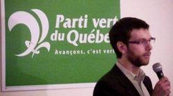 Le Parti vert du Québec est aux prises avec des luttes