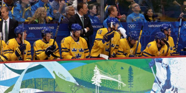 It was practically a home game for the Sedin twins, Henrik and Daniel. Though they are representing another...