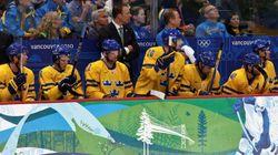 Les équipes de hockey suédoise et slovaque perdent des joueurs