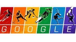 Sotchi 2014: Un clin d'oeil de Google aux lois anti-gay en