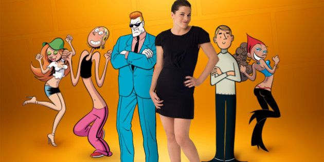 «BD QC» à ICI ARTV : la bande dessinée s'amène au petit