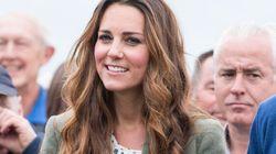 Kate Middleton fait une apparition publique sans bébé George