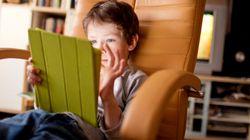 L'utilisation de tablettes électroniques par les enfant inquiète les