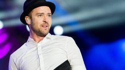 Justin Timberlake l'homme le plus élégant du