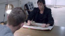 Charlotte Gainsbourg enlève le bas dans un nouvel extrait de Nymphomaniac de Lars von Trier
