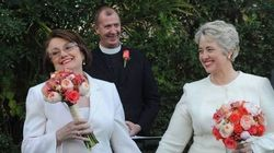 Au Texas, le mariage gai de la mairesse de Houston ne fait pas de