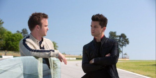 «Need for Speed», Aaron Paul à fond la caisse