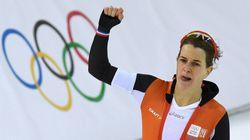Patinage de vitesse: la Néerlandaise Irene Wust championne olympique du 3000