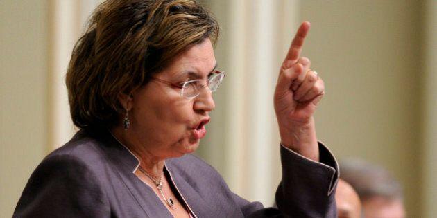 La députée libérale Fatima Houda-Pepin choisirait ses convictions avant son