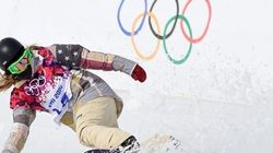 Slopestyle: Jamie Anderson remporte l'or, Spencer O'Brien termine