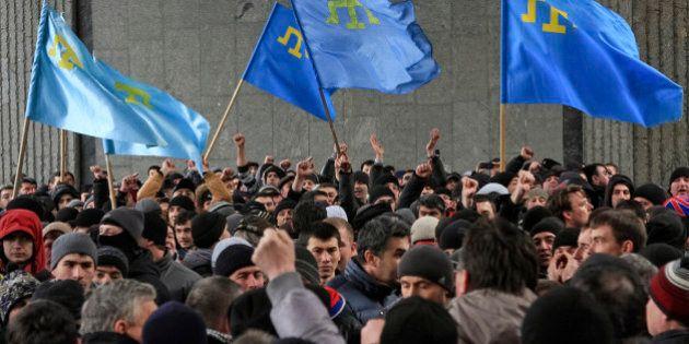 Des dizaines de milliers de manifestants à Moscou contre l'«occupation» de la