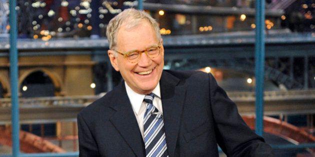 David Letterman prendrait sa retraite en