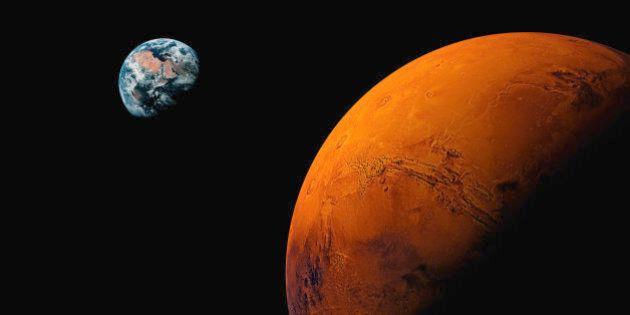 Nos ancêtres les Martiens