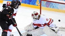 Le Canada l'emporte 5-0 face à la Suisse en match