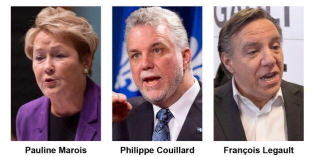 Élections 2014: voici le déroulement du débat des chefs sur les ondes de Radio-Canada et