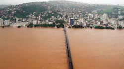 Brésil: inondations et éboulements font 44 morts et 60 000