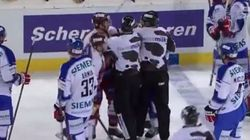 Coupe Spengler: Frédérick Roy fait ses excuses après un accès de violence