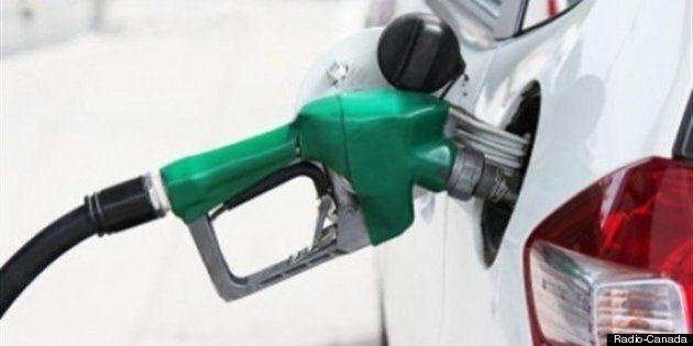Le mauvais temps et l'état des routes causent une pénurie d'essence dans l'est du